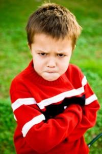metode de a calma un copil nervos