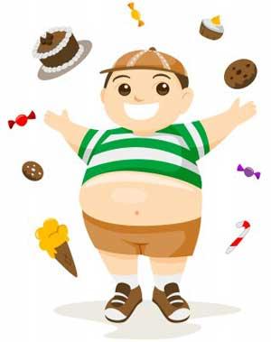 Regim alimentar obezitatea la copii