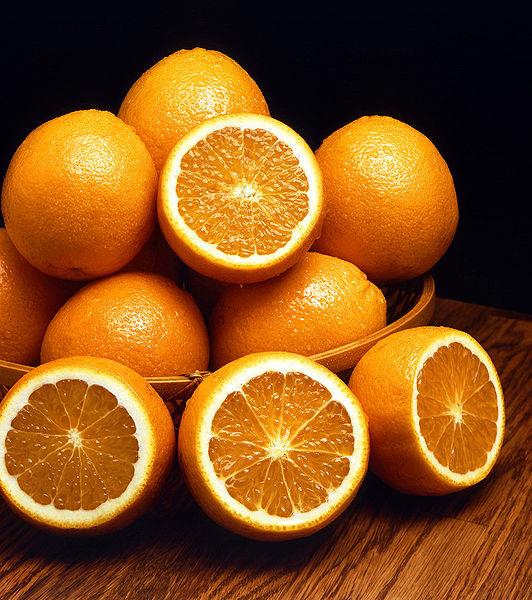 glazura cu portocale