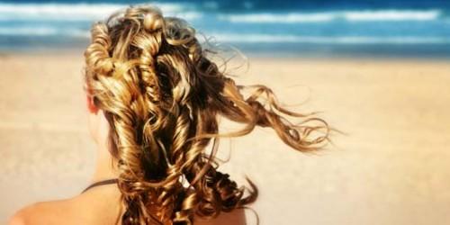 ingrijirea parului vara la mare