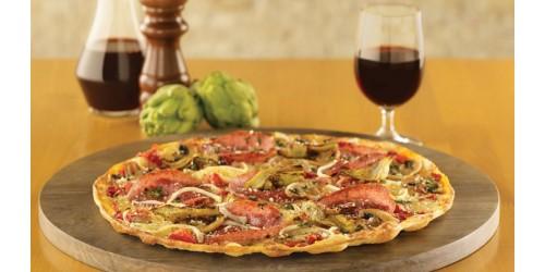 Pizza 4 anotimpuri - reteta