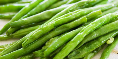 salata de fasole verde si avocado