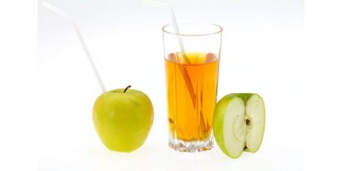 Suc de mere la copiii mici
