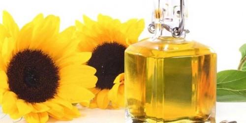 ulei de floarea soarelui spalatul gurii